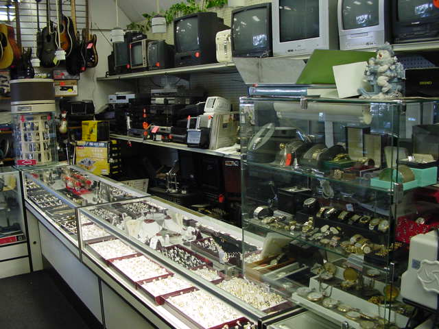 Online pawn shops electronics
