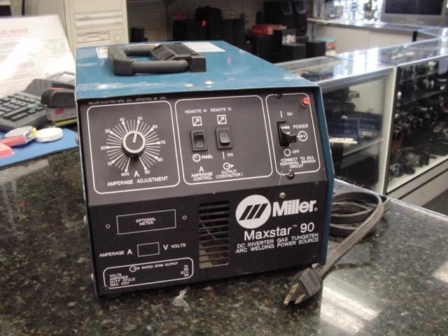 Miller Maxstar 90 Constant Current Dc Inverter Arc Welder